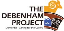 The Debenham Project logo